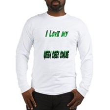 4-i love my GCC 2.bmp Long Sleeve T-Shirt