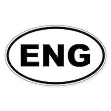 England ENG Decal