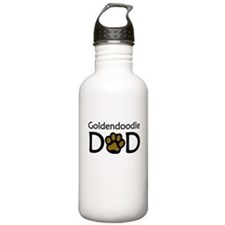 Goldendoodle Dad Water Bottle