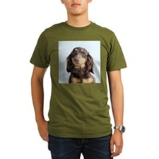 Long Hair Doxie T-Shirt