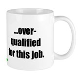 'Unchallenged?' Small Mug (small)