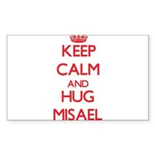 Keep Calm and HUG Misael Decal