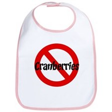 Anti Cranberries Bib