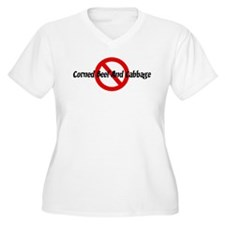 Anti Corned Beef And Cabbage T-Shirt