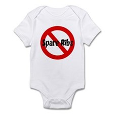 Anti Spare Ribs Infant Bodysuit