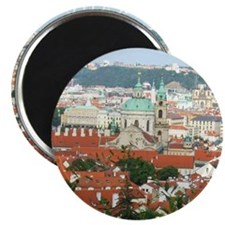 Prague Czech Republic souvenir Magnets
