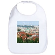 Prague Czech Republic souvenir Bib