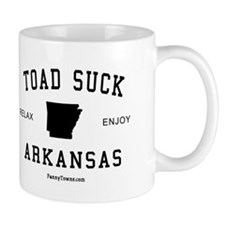 Toad Suck (AR) Arkansas Tees Mugs