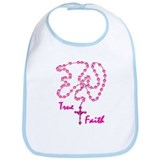 True Faith Bib