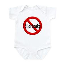Anti Shortcake Infant Bodysuit