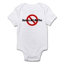 Anti Banana Nut Muffins Infant Bodysuit