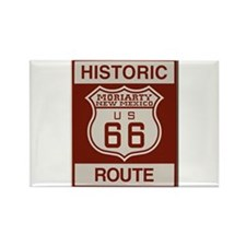 Moriarty NM Route 66 Magnets