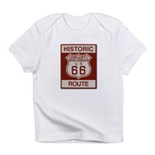 Moriarty NM Route 66 Infant T-Shirt