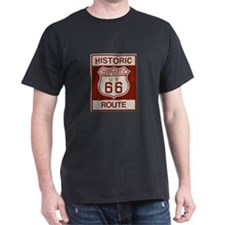 Moriarty NM Route 66 T-Shirt