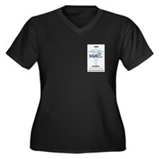 Badge.png Plus Size T-Shirt