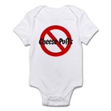 Anti Cheese Puffs Infant Bodysuit