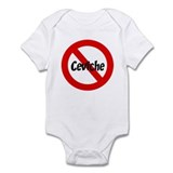 Anti Ceviche Infant Bodysuit
