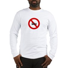 Anti Salsa Long Sleeve T-Shirt
