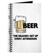Beer Every Afternoon Journal