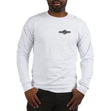 Winged MG Logo Long Sleeve T-Shirt