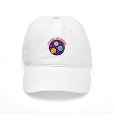 LIVE LONG AND PROSPER Baseball Baseball Cap