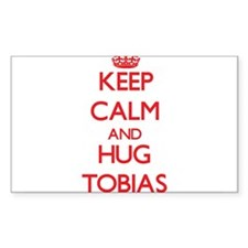 Keep Calm and HUG Tobias Decal