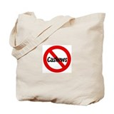 Anti Cashews Tote Bag