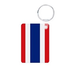 Thailand Flag Keychains