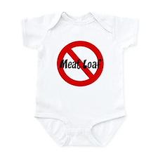 Anti Meat Loaf Infant Bodysuit