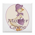 Mother Goose Tile Coaster