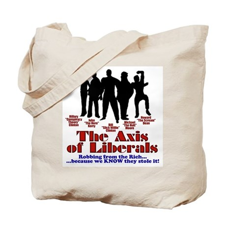 Axil of Liberals Tote Bag