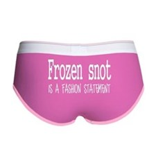 Frozen snot Women's Boy Brief