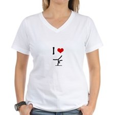 I love Gymnastics Shirt