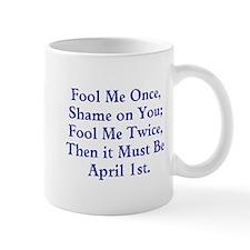 April Fools Day Mugs