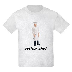 Action Chef Kids Light T-Shirt