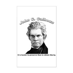 John C. Calhoun 01 Posters