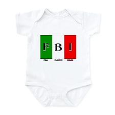Full Blooded Italian Infant Bodysuit