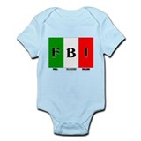 Full Blooded Italian Onesie