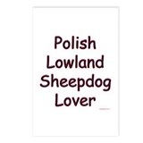 Lowland Lover Postcards (Package of 8)