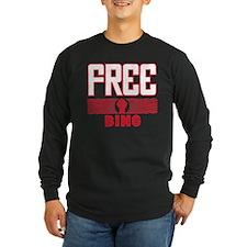 Free1_Dark Long Sleeve T-Shirt