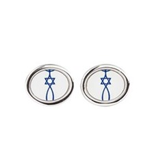 Messianic Seal1 Cufflinks