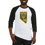Pershing County Sheriff Baseball Jersey