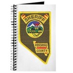 Pershing County Sheriff Journal