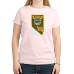 Pershing County Sheriff Women's Light T-Shirt