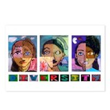 Cool Diversity Postcards (Package of 8)