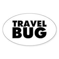 Travel Bug Decal