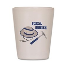 FOSSIL HUNTER Shot Glass
