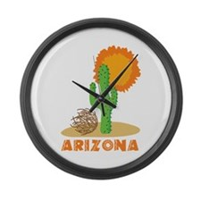 ARIZONA Large Wall Clock