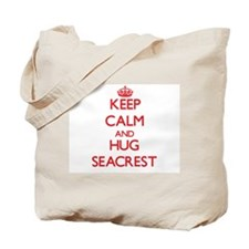 Keep calm and Hug Seacrest Tote Bag