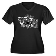 F-16 Fighting Falcon Plus Size T-Shirt